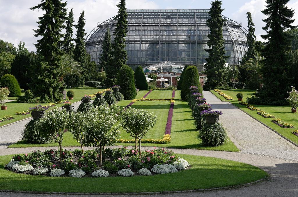 Berlin develop travel belgium for Jardin botanico de berlin