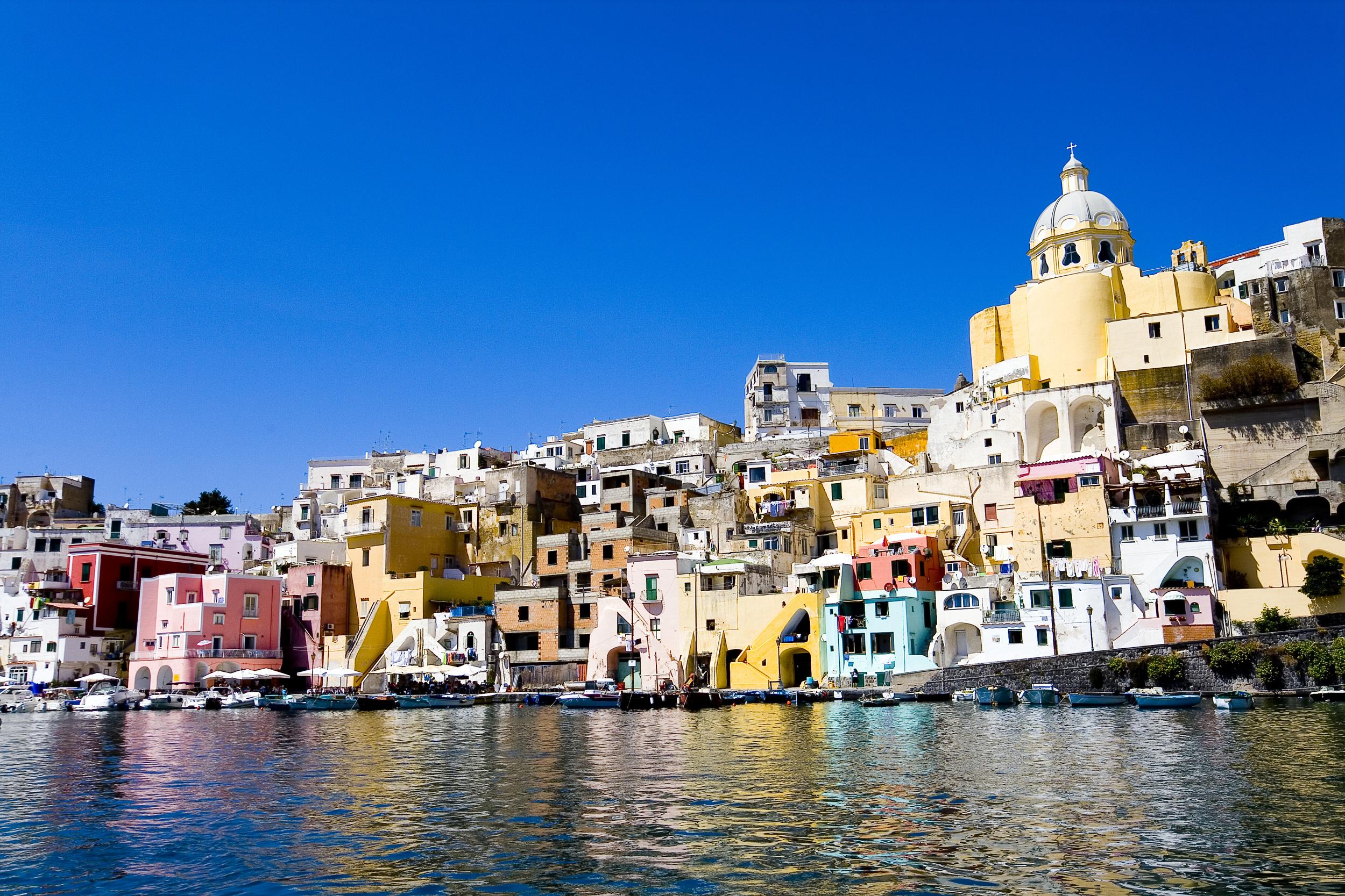 Naples-Campanie - Voyages Scolaires - Develop Travel Belgique