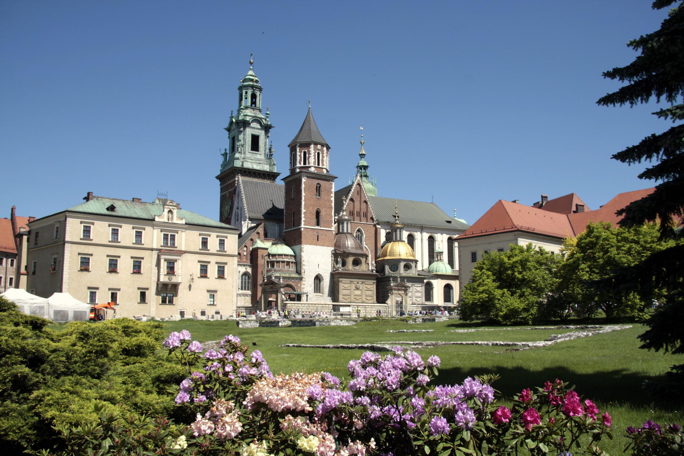 Cracovie Develop Travel Belgium