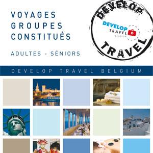 Brochure Adulte 2013-2014 DevelopTravel